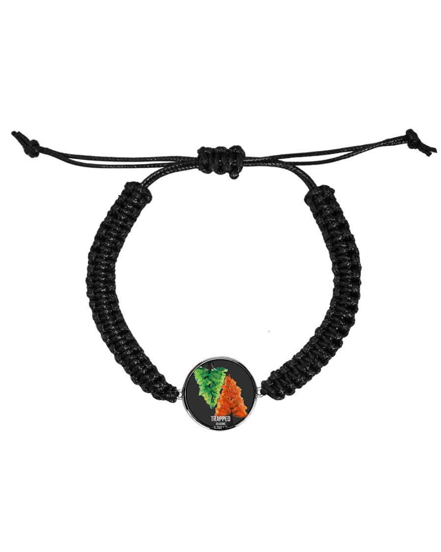 Trapped: Seasons Merch Cord Circle Bracelet