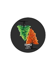 Trapped: Seasons Merch Circle Magnet front