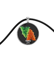 Trapped: Seasons Merch Cord Circle Necklace thumbnail