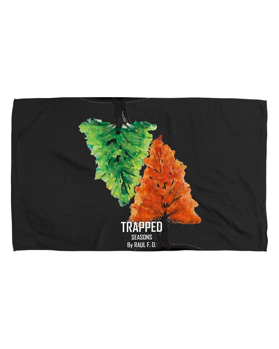 Trapped: Seasons Merch Hand Towel (horizontal)