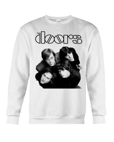 Limited T-shirt of the Doors