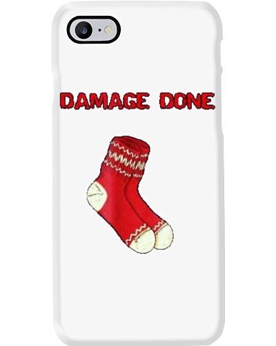 Do Damage Done Boston Phone Cases