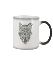 Mandala Art Color Changing Mug thumbnail