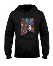 Vivid Hooded Sweatshirt front