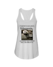 IT'S BETTER TO HAVE LIVED IN WISCONSIN Ladies Flowy Tank thumbnail