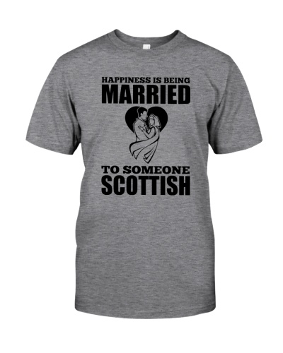 MARRIED TO SOMEONE SCOTTISH