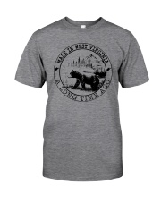 MADE IN WEST VIRGINIA A LONG TIME AGO Classic T-Shirt front