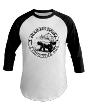 MADE IN WEST VIRGINIA A LONG TIME AGO Baseball Tee thumbnail