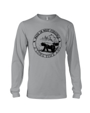 MADE IN WEST VIRGINIA A LONG TIME AGO Long Sleeve Tee thumbnail