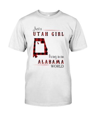 UTAH GIRL LIVING IN ALABAMA WORLD