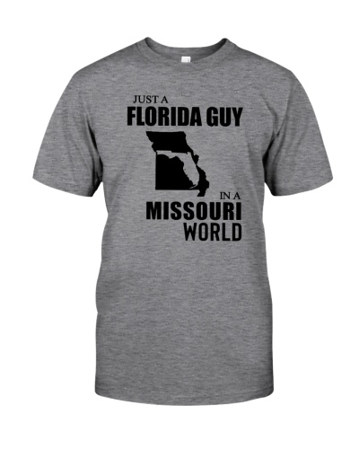 JUST A FLORIDA GUY IN A MISSOURI WORLD