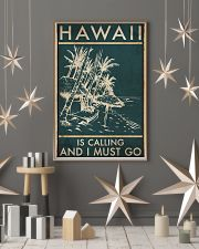 HAWAII IS CALLING AND I MUST GO 11x17 Poster lifestyle-holiday-poster-1
