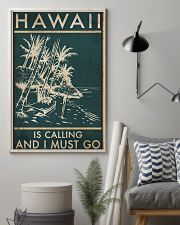 HAWAII IS CALLING AND I MUST GO 11x17 Poster lifestyle-poster-1