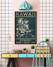 HAWAII IS CALLING AND I MUST GO 11x17 Poster lifestyle-poster-6