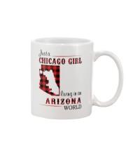 CHICAGO GIRL LIVING IN ARIZONA WORLD Mug thumbnail