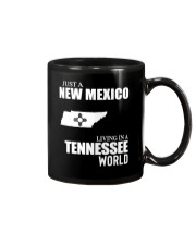 JUST A NEW MEXICO GUY LIVING IN TENNESSEE WORLD Mug thumbnail