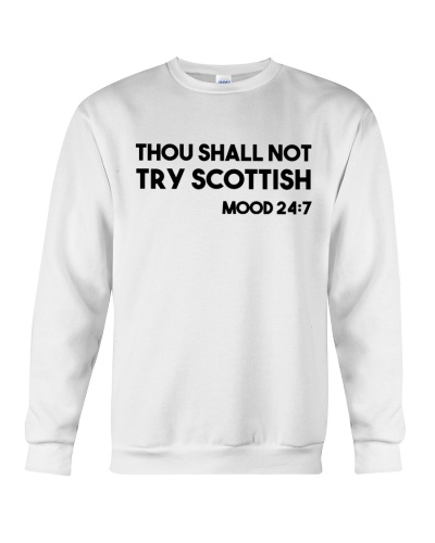 NOT TRY SCOTTISH