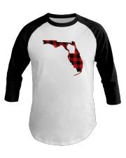 WISCONSIN IN FLORIDA WORLD Baseball Tee thumbnail