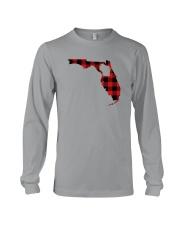 WISCONSIN IN FLORIDA WORLD Long Sleeve Tee thumbnail