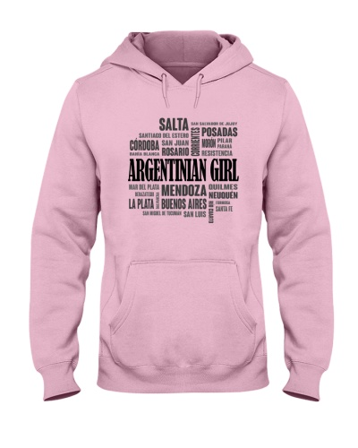 ARGENTINA GIRL AND CITY