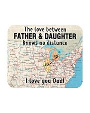 MICHIGAN ILLINOIS FATHER DAUGHTER I LOVE DAD Mousepad thumbnail