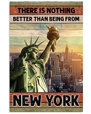 NEW YORK THERE IS NOTHING BETTER THAN 11x17 Poster front
