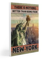 NEW YORK THERE IS NOTHING BETTER THAN 20x30 Gallery Wrapped Canvas Prints thumbnail