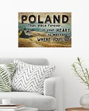 POLAND THAT PLACE FOREVER IN YOUR HEART 24x16 Poster poster-landscape-24x16-lifestyle-01