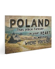 POLAND THAT PLACE FOREVER IN YOUR HEART 30x20 Gallery Wrapped Canvas Prints thumbnail