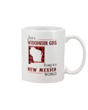 WISCONSIN GIRL LIVING IN NEW MEXICO WORLD Mug thumbnail