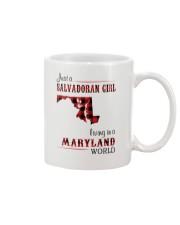 SALVADORAN GIRL LIVING IN MARYLAND WORLD Mug thumbnail