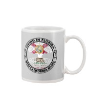 LIVING IN FLORIDA WITH CALIFORNIA ROOTS Mug thumbnail