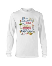 SOUTH AFRICAN GIRLS SUNSHINE MIXED HURRICANE Long Sleeve Tee thumbnail