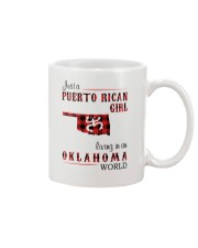 PUERTO RICAN GIRL LIVING IN OKLAHOMA WORLD Mug thumbnail