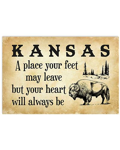 KANSAS A PLACE YOUR HEART WILL ALWAYS BE