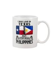 LIVE IN TEXAS BEGAN IN PHILIPPINES Mug thumbnail