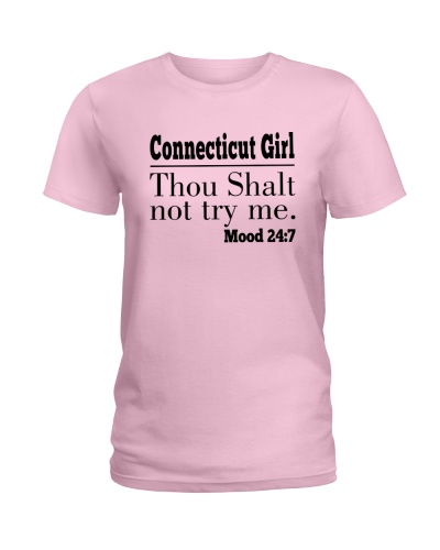 CONNECTICUT GIRL THOU SHALT NOT TRY ME
