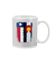 LIVING IN COLORADO WITH  TEXAS ROOTS Mug thumbnail