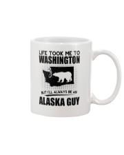 ALASKA GUY LIFE TOOK TO WASHINGTON Mug thumbnail