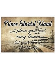 PRINCE EDWARD ISLAND  A PLACE YOUR HEART REMAINS 24x16 Poster front