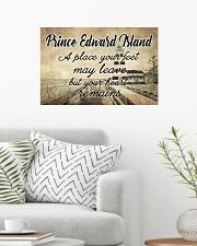 PRINCE EDWARD ISLAND  A PLACE YOUR HEART REMAINS 24x16 Poster poster-landscape-24x16-lifestyle-01