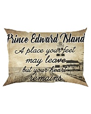PRINCE EDWARD ISLAND  A PLACE YOUR HEART REMAINS Rectangular Pillowcase thumbnail