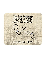 FLORIDA CALIFORNIA THE LOVE MOM AND SON Mousepad thumbnail