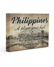 PHILIPPINES A PLACE YOUR HEART REMAINS 14x11 Gallery Wrapped Canvas Prints thumbnail