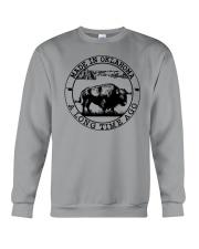 MADE IN OKLAHOMA A LONG TIME AGO Crewneck Sweatshirt thumbnail
