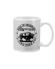 MADE IN OKLAHOMA A LONG TIME AGO Mug thumbnail