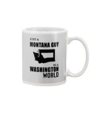 JUST A MONTANA GUY IN A WASHINGTON WORLD Mug thumbnail