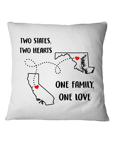 MARYLAND AND CALIFORNIA TWO STATES TWO HEART