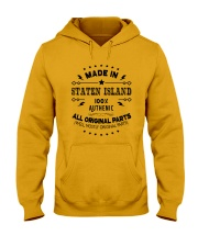 MADE IN STATEN ISLAND  Hooded Sweatshirt thumbnail