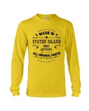 MADE IN STATEN ISLAND  Long Sleeve Tee thumbnail